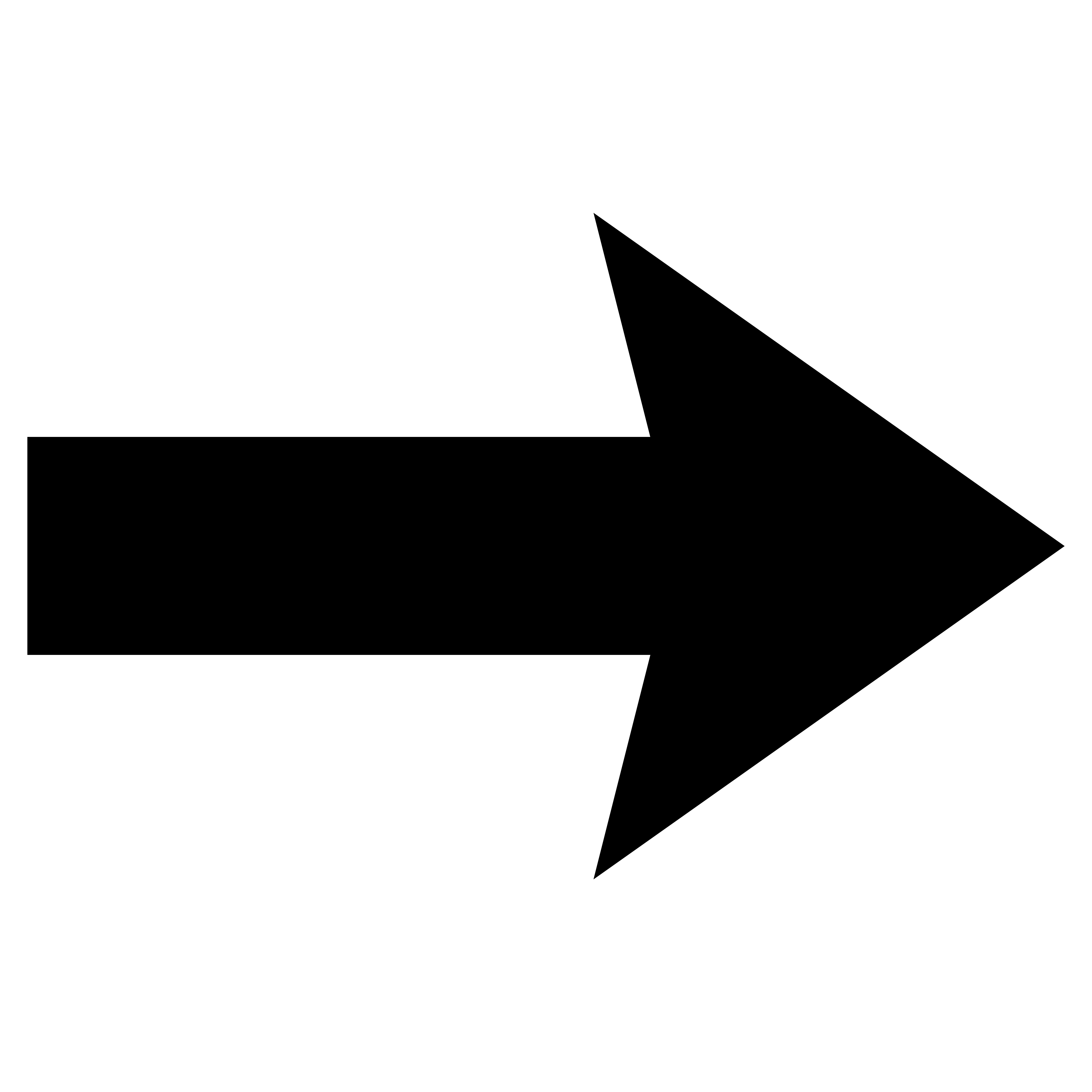 Long Black Arrow Facing Right Pictures to Pin on Pinterest ...